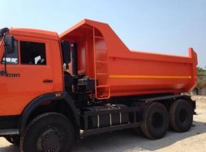 Ben Kamaz CHLB Nga 65115 thùng ben 10,3 khối