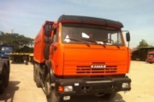Đại lý phân phối ben Kamaz 65115 15 tấn, giá cạnh tranh