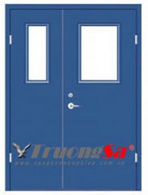 Cửa thoát hiểm, cửa thép chống cháy, cửa exít, cửa chống cháy chất lượng