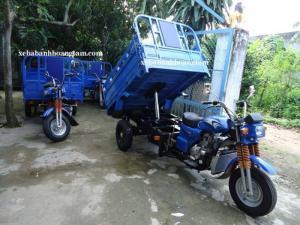 Xe ba bánh chở hàng Hoàng Tâm