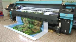 Thanh lý máy in phun klhổ lớn  Blueprint KM512