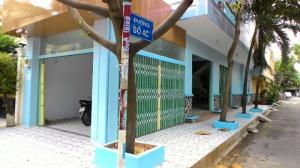 Cho thuê mặt bằng góc 2 mặt tiền giá rẻ nhất khu vực AEON Binh Tan