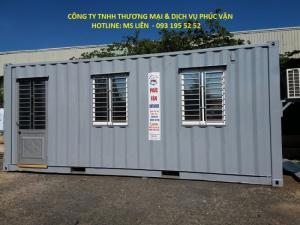 Phúc Vận Cung Cấp Container Văn Phòng Uy Tín tại Huế