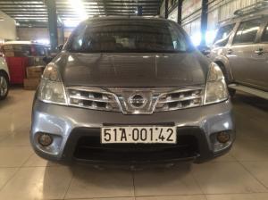 Bán Nissan sx 2010 màu xám