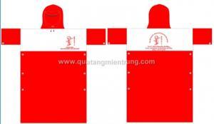 Làm áo mưa có in ấn giá rẻ tại Đà Nẵng