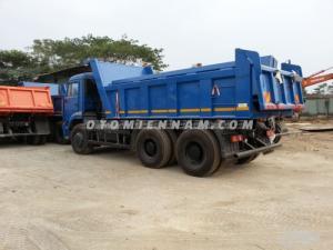Xe ben Kamaz 6520 20m3 Kamaz 6520 (6x4) 20m3 Dump truck - Kamaz 6520 (6x4) Ben 20m3 Ben Bằng