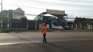 Đất Vàng KDT phố chợ thương mại huyện Cẩm Mỹ,mặt tiền QL 56