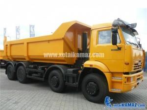 xe Đại lý xe Kamaz Việt Nam, Bán xe ben Kamaz 6520 20 tấn, nhập khẩu 2016
