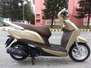 Honda Lead 125Fi Gold Vàng Đồng Phiên Bản Đặc Biệt 8/2015 Lăn Bánh Đúng 5000km Mới Như Xe Thùng.