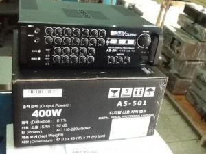 Bán chuyên Ampli karaoke wave iyoung AS-501 hàng còn 99% mới .