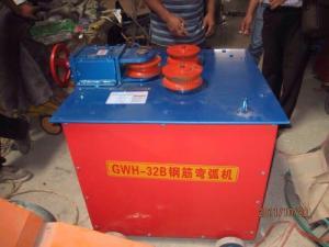 Máy xây dựng uốn đai tròn GWH32 giá tốt