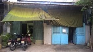 Bán nhà 8 tỷ, 8x20m MT Trần Thủ Độ, P.Phú Thạnh, Q.Tân Phú