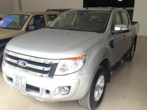 Bán Ford Ranger 02 cầu sx 2012