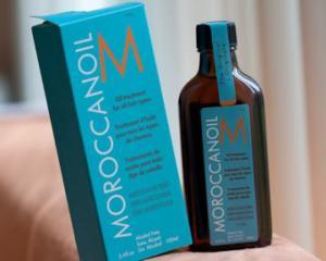 Tinh dầu Moroccanoil Argan phục hồi tóc khô sơ hư tổn