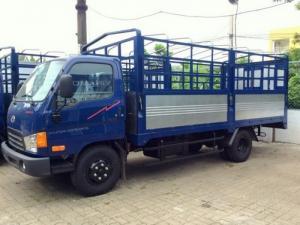 Xe tải có sẵn hyundai hd700 7 tấn mui bạt