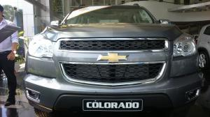 Chevrolet colorado high country phiên bảng...