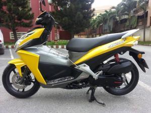 Honda Taranis 110Fi Kiểu Dáng Thể Thao Tuyệt...