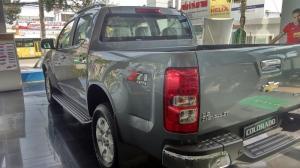 Chevrolet colorado high country phiên bảng mới nhất, ưu đãi nhất, giá tốt nhất, hổ trợ vay 100%.