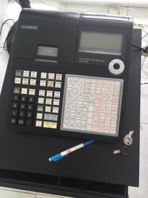 Thanh lý máy tính tiền Casio SE-C300
