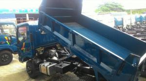 Xe Ben VB200-tải 2T Vào được thành phố- có máy lạnh