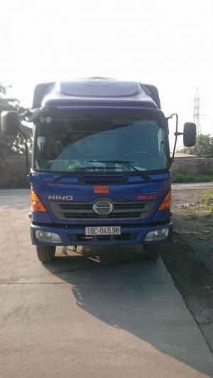 Bán xe tải HINO 6,4t đk 8/2015