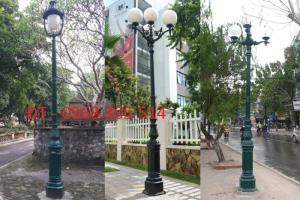 Cột đèn cao áp 8m,7m ,cột đèn đường 8m ,cột thép bát giác 8m mạ kẽm