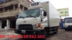 Hyundai HD99 6 tấn đông lạnh