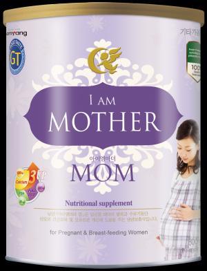 Sữa bầu-Chống tiểu đường thai kì IAM MOM
