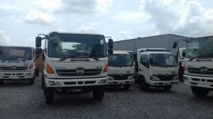 Hino FL 16 tấn 3 chân thùng 7.8m, 9.2m 2016 Mới