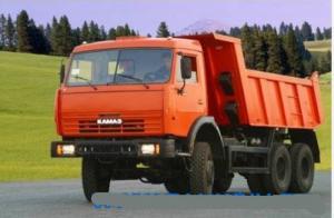 Xe ben 3 cầu Kamaz , Kamaz 65111 (6x6) mới, có sẵn giao ngay