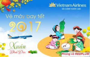 Vé máy bay tết 2017 giá rẻ tại Đà Nẵng - Phòng vé Redplum