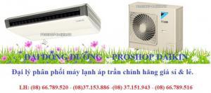 Máy lạnh áp trần Daikin FHQ100DAVMA/RZR100MVM inverter gas R410a - 4HP - giá cạnh tranh nhất.
