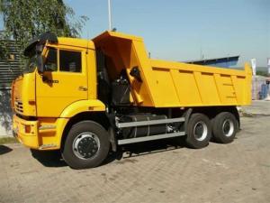 Đại lý phân phối xe Kamaz ben thùng 13 m3 65111 ở Tp.HCM