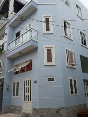 Bán nhà mặt tiền Bùi Thị Xuân. Q1. DT 6x23m...