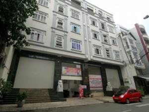 Phòng cho thuê tại SAKURA BUILDING quận Tân Bình - giờ giấc tự do