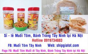 Bánh tráng gừng sữa Tây Ninh, bánh tráng phồng bơ sữa tại Hà Nội