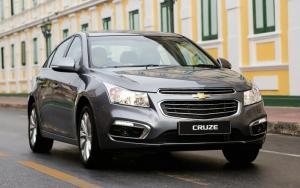 Độc quyền ! Tuyệt Vời khi sở hữu Chevrolet Cruze 2016 khuyến mãi cực khủng trong tháng - Hỗ trợ vay 100% giá trị xe