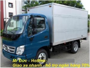 Xe Tải THACO OLLIN345 - 2T4 - 2,4T - 2 Tấn 4 - K2800