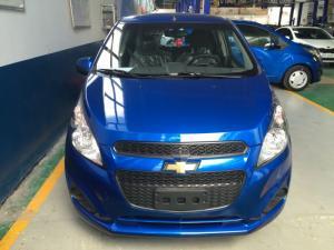Độc quyền ! Chevrolet Spark máy 1.2 2016 hỗ trợ vay 100% giá trị xe chạy Grab