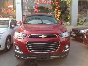Chevrolet captiva revv khuyến mãi lơn, giá cực tốt, ưu đãi đặc biệt.