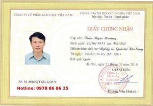 Hà Nội: Học Quản trị kho hàng - Cấp chứng nhận