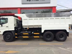 Bán xe tải ben Hino FM8JNSA 2 cầu 14 tấn, giá cực tốt
