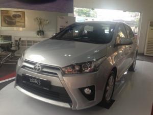 Toyota Phú Mỹ Hưng cần Bán xe Toyota Yaris E...