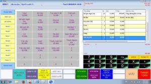 Phần mềm tính tiền Nhà Hàng Hải Sản, Cà Phê, Quán Ăn, Karaoke, Bida tại Bình Dương Đồng Nai