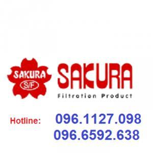 Lọc Sakura MX8 chính hãng.