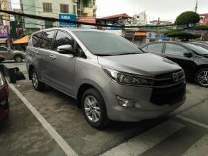 Xe Toyota Innova 2.0E 2016, thế hệ mới ra mắt