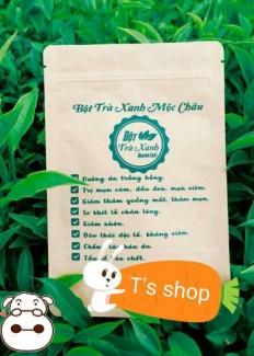 Bột trà xanh Mộc Châu nguyên chất 100%