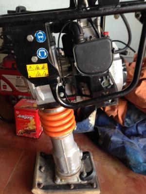 Máy đầm đất Mikasa MT55 hàng nhập nguyên bản giá tốt