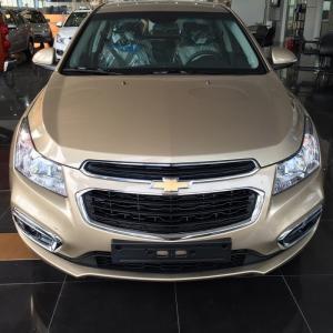Chevrolet Cruze 2016 hỗ trợ vay ngân hàng...