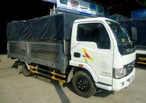Xe Tải VT150- Dài 3m75- Tải 1t5-Máy Hyundai nhập Khẩu-Kiểu dáng thon gọn Hiện đại